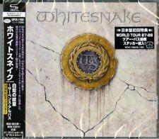 WHITESNAKE-WHITESNAKE 30TH ANNIVERSARY EDITION-JAPAN SHM-CD D73