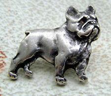 Auffällige Ziernieten.  Französische  Bulldogge In edler Optik. neu Beschlag