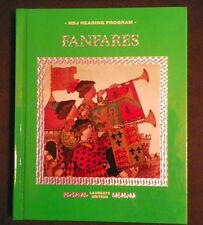 FANFARES reader HBJ Reading Program Laureate Edition Level 9
