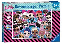 12882 Ravensburger LOL Doll Surprise XXL Jigsaw Puzzle 100 Pieces Age 6 Years+