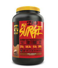Mutant Iso Surge Whey Protein Powder Triple Chocolate 727g Bodybuilding Muscle