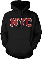 Distressed NYC - New York City Pride Represent Hoodie Pullover