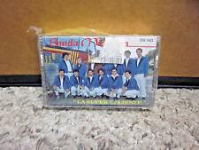 BANDA MAZATLAN vtg cassette tape La Super Caliente Tejano NWT Crucillo Estrada