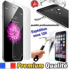 Vitre iPhone 11 X/XS/XR/Max-8-7-SE-6+ 5 protection verre trempé film écran Glass