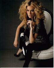 JASMINE DUSTIN hand-signed BEAUTIFUL 8x10 COLOR CLOSEUP PORTRAIT w/ uacc rd COA