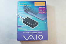 Genuine Sony Vaio PCGA-AC19V7 Laptop AC Adapter Charger Power Supply, Brand NEW