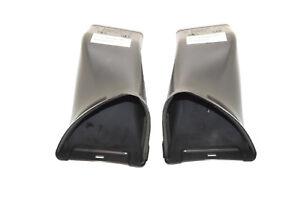 New BMW E60 530i Front Brake Air Duct M Tehnic L+R Set 51117896587  51117896588