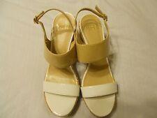 Mootsies Toosies Womens Sandals Shoes Wedge Heels  8.5 M Sht05