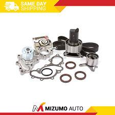 Timing Belt Kit Water Pump Fit 88-92 Toyota PickUp 4Runner 3.0L V6 SOHC 3VZE