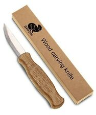 Wood Carving Sloyd Knife Whittling Roughing beginners experienced carvers Sharp