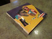 1953 Vintage Hard Cover Artist RICHARD LINDNER Book Dore Ashton Abrams
