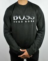 Hugo Boss Weaver Sweatshirt in Black Size - XL
