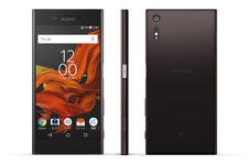 SONY XPERIA XZ F8331 32 GB en color negro mineral en buenas condiciones (Desbloqueado)