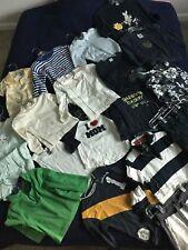 lot of 19 boy clothes 2-3T Zara Strasburg Janie And Jack L.L.Bean E.Land Guess