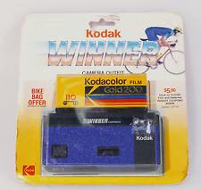 KODAK WINNER 110 CAMERA BLUE NEW IN BOX