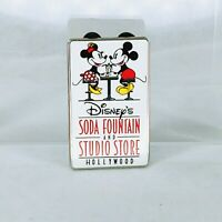 DSF Logo Mickey Minnie Mouse Disney Pin 84768