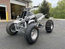 2006 YAMAHA BANSHEE EXTENDED SWING ARM BUILT MOTOR BY PMR LESS THAN 5 HOURS