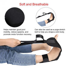 Black Yoga Sports Stretch Auxiliary Ankle Ligament Correction Tool Practical QP