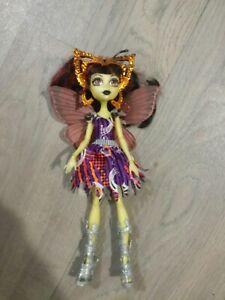 MATTEL Monster High Doll LUNA MOTHEWS . GREAT CONDITION.   (A2)
