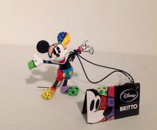 Disney Mickey Mouse Figurine by BRITTO - Showcase Collection - Brand New in Box