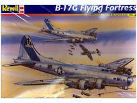 REVELL 5600 1:48 B-17G FLYING FORTRESS Plastic Model Kit SEALED MIB FREE SHIP