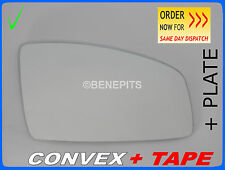 Wing Mirror Glass RENAULT ESPACE IV 2003-10 CONVEX + PLATE Right Side #H020 231
