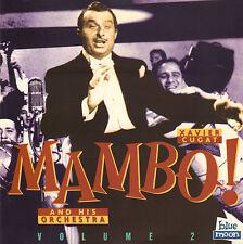 XAVIER COUGAT - MAMBO ! VOLUME 1 + 2 (1950-1952) (2 CD'S)