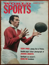 More details for world sports. volume 31, terry price, jacques anquetil no. 12 december 1965