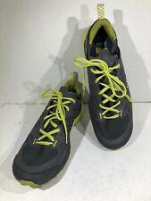 La Sportiva Kaptiva GTX Mens Size 10.5 Gray/Yellow Athletic Running Shoes H1-213