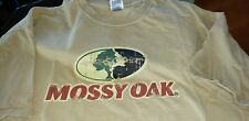 Vtg Toby Keith made in America Tour Concert Graphic T-Shirt 2Xl & Mossy Oak 2Xl