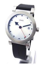 XEMEX Original OFFROAD NO.1 Quartz Swiss Armbanduhr Silber Rubber UVP 420 CHF