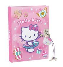 Hello Kitty Scented Locking Diary