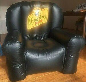*Rare* Bundaberg Rum inflatable lounge chair