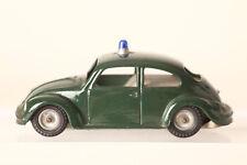 Ko Chapa ca 1:43 403 Coche VW Escarabajo Oliva con Luz Azul (62801)
