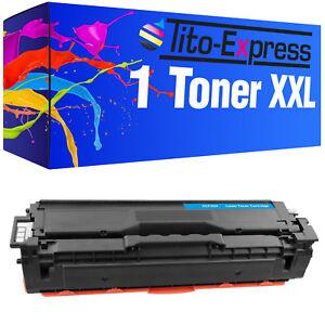 Laser Toner Kartusche PlatinumSerie Cyan für Samsung CLT-C504S CLT C 504 S CLTC5