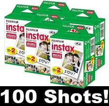 Fujifilm Instax Mini Instant Film Fuji Camera Mini 8 7s 25 50 10 20 50 Sheets