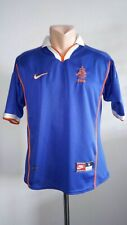 Football shirt soccer FC Netherlands Holland Away 1998/1999/2000 Nike Vintage S