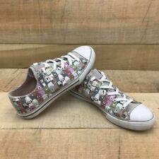 Skechers Bobs Womens Utopia Sneakers Multicolor 32622 Low Top Dandy Dogs Shoes 8