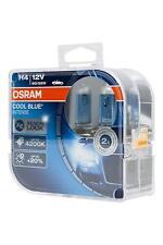 2 Bombillas OSRAM  Cool Intense H4 Halogena Moto Coche Lampara NUEVO