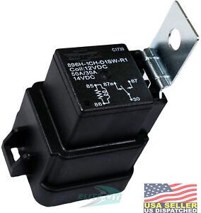 Song Chuan 896H-1CH-D1SW-R1-12VDC Automotive relay, 12V 50A,Form 1C,Weatherproof