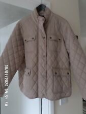 Marks and spencer ladies collection size 22 stormwear jacket in oyster new/tags