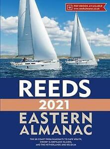 Reeds Eastern Almanac 2021 by Mark Fishwick, Perrin Towler (Paperback, 2020)