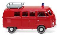 #078812 - Wiking Feuerwehr - VW T1 (Typ 2) Bus - 1:87