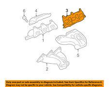 GM OEM Exhaust-Manifold Gasket 12593921