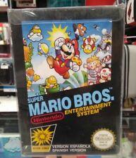 Super Mario Bros. versión española completo caja protectora (NES)