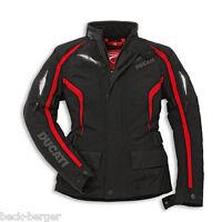 DUCATI Revit TOUR ´14 DAMEN Textiljacke Tex Jacke Jacket LADY schwarz NEU %%%