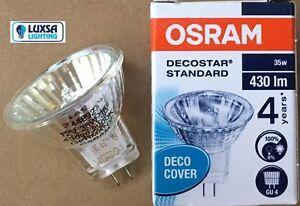 Osram MR11 12V 35W 35 Watt 35mm Dichroic 44892 wfl 36º flood bulb spot light
