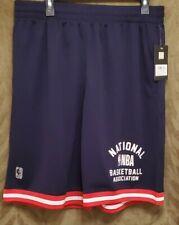 NBA Brand Men's National Basketball Association Shorts Size Large $40