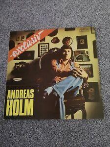 LP Vinyl – Andreas Holm – Exklusiv ( AMIGA, DDR; 1976; Ostalgie ) DDR Amiga LP