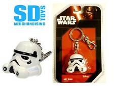 Portachiavi Star Wars Stormtrooper Helmet PVC Keychain SD TOYS